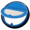 Dokonalá těsnost klapky KPK je zajištěna silikonovou membránou. V klidovém režimu je stabilní dosednutí membrány podpořeno magnetem, aby byla eliminována možnost nechtěného mžikového otevírání zpětné klapky, například při poryvech větru. Přítlačná síla magnetu je seřiditelná a lze ji snadno nastavit dle způsobu použití. Instalace je velmi snadná. Zpětnou klapku stačí vložit do potrubí odpovídajícího průměru, fixaci její polohy a zároveň obvodovou těsnost zajišťuje dvojitá gumová manžeta. Klapka může být použita ve svislém i vodorovně vedeném potrubí. Zpětná klapka KPK je vhodná zejména pro použití v bytových domech, kde při zaústění digestoře nebo jiných odvětracích zařízení do společné šachty často dochází ke zpětnému pronikání pachů ze sousedních bytů. Upozornění: zpětná klapka vždy do určité míry zmenšuje průtočnou plochu potrubí. Při jejím použití v rámci odtahového systému digestoře je proto vhodné použít klapku o průměru nejméně 150 mm. V opačném případě může u výkonných digestoří docházet k omezení výkonu a zvýšení hlučnosti.